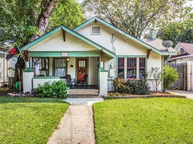 5610 Reiger Avenue, Dallas, TX 75214 (MLS #14208155) :: Baldree Home Team
