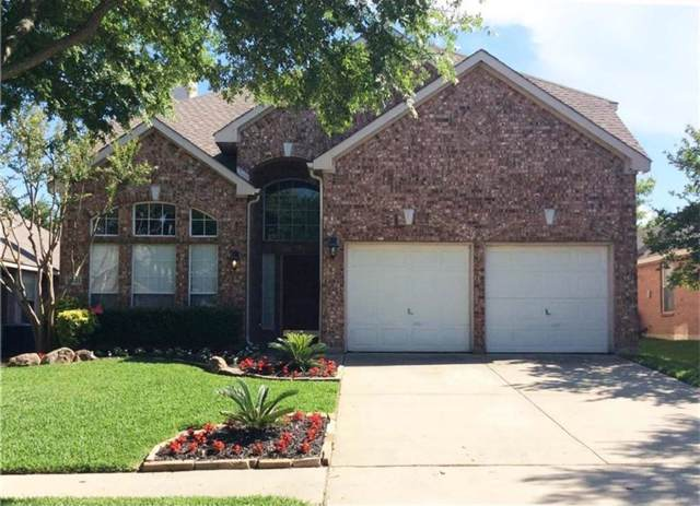 5421 Pebble Court, Mckinney, TX 75072 (MLS #14208164) :: The Rhodes Team