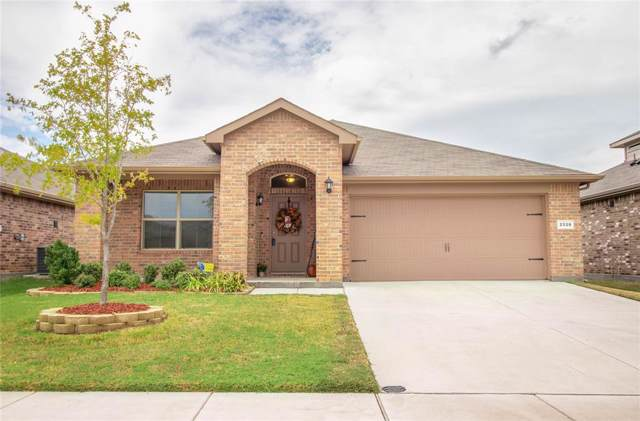 2528 Clarks Mill Lane, Fort Worth, TX 76123 (MLS #14208168) :: The Hornburg Real Estate Group