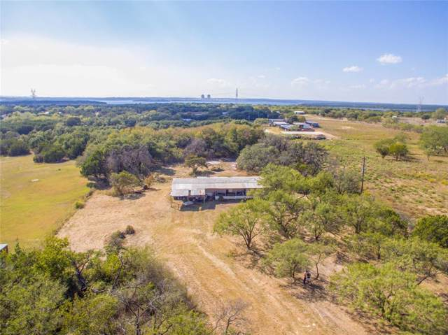 1485 County Road 323, Glen Rose, TX 76043 (MLS #14208170) :: Ann Carr Real Estate