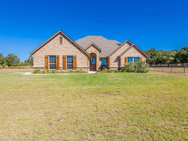 101 Post Oak Way, Weatherford, TX 76087 (MLS #14208178) :: RE/MAX Town & Country
