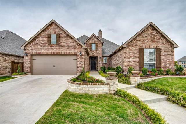 9721 Drovers View Trail, Fort Worth, TX 76131 (MLS #14208189) :: Lynn Wilson with Keller Williams DFW/Southlake