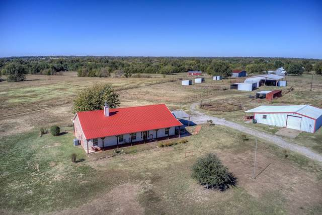 2210 County Road 1076, Celeste, TX 75423 (MLS #14208198) :: RE/MAX Town & Country