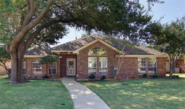 503 Vicki Lane, Wylie, TX 75098 (MLS #14208202) :: RE/MAX Town & Country