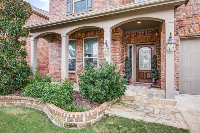 11604 Yarmouth Lane, Frisco, TX 75036 (MLS #14208204) :: EXIT Realty Elite
