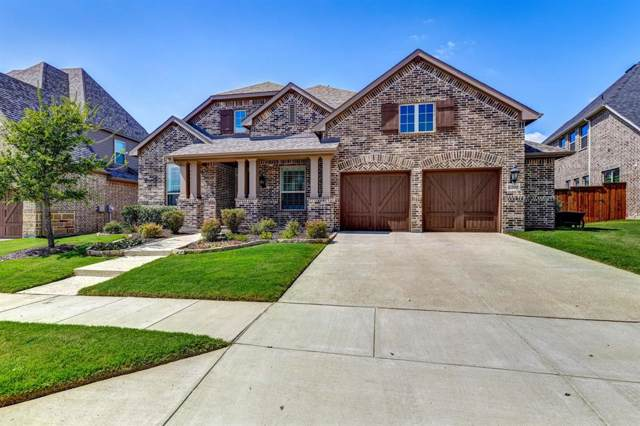 6208 Prairie Brush Trail, Northlake, TX 76226 (MLS #14208217) :: Potts Realty Group