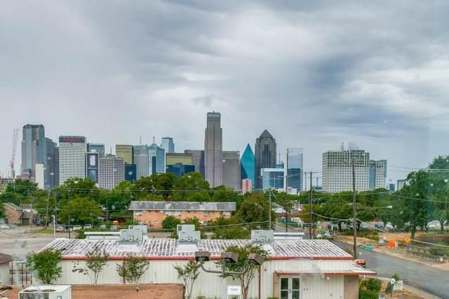 1514 N Washington Avenue #104, Dallas, TX 75204 (MLS #14208220) :: The Star Team | JP & Associates Realtors