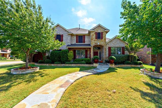 2597 Blackstone Drive, Frisco, TX 75033 (MLS #14208250) :: RE/MAX Town & Country