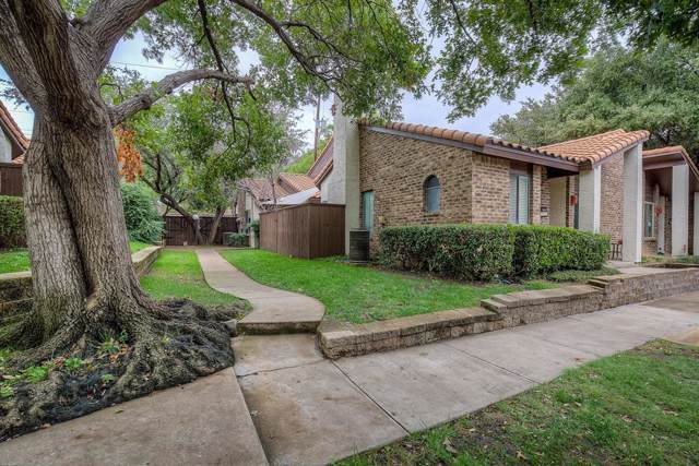 14151 Montfort Drive #275, Dallas, TX 75254 (MLS #14208252) :: The Hornburg Real Estate Group