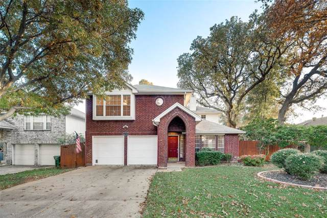 1719 Brettenmeadow Drive, Grapevine, TX 76051 (MLS #14208256) :: RE/MAX Town & Country