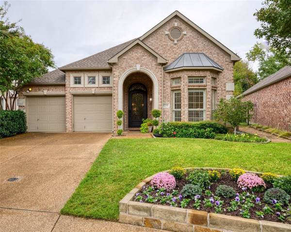 1231 Waterside Circle, Dallas, TX 75218 (MLS #14208257) :: The Chad Smith Team