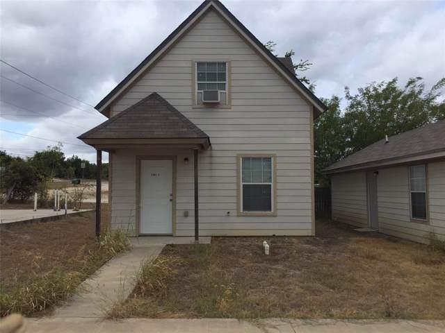 2003 W 5th Street A, Clifton, TX 76634 (MLS #14208264) :: RE/MAX Town & Country