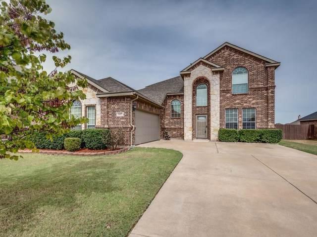 107 Sumac Drive, Waxahachie, TX 75165 (MLS #14208265) :: Lynn Wilson with Keller Williams DFW/Southlake