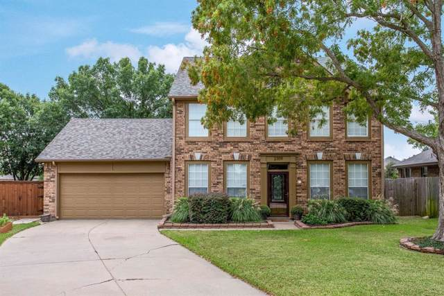 2309 Claremont Court, Flower Mound, TX 75028 (MLS #14208278) :: Dwell Residential Realty