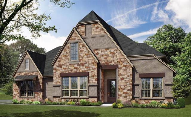 1711 Lakefront Drive, Prosper, TX 75078 (MLS #14208284) :: Tenesha Lusk Realty Group
