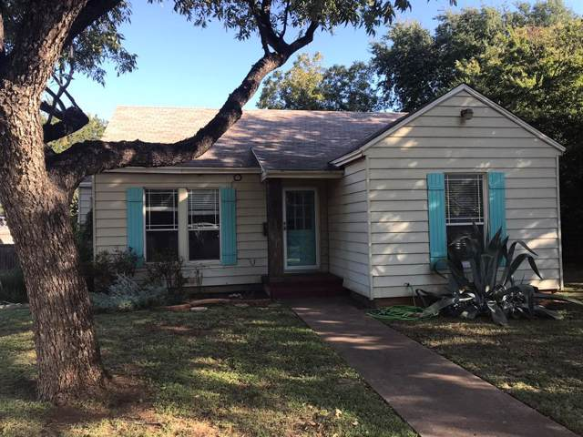 3326 Ward Drive, Abilene, TX 79605 (MLS #14208303) :: Lynn Wilson with Keller Williams DFW/Southlake