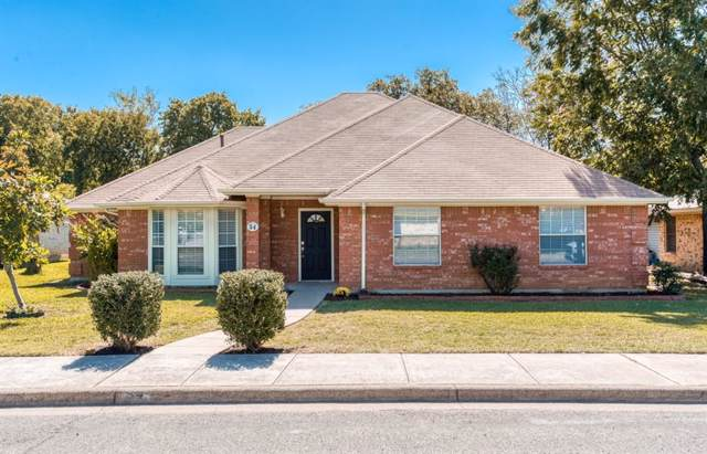 54 Lakewood Drive, Hickory Creek, TX 75065 (MLS #14208307) :: All Cities Realty