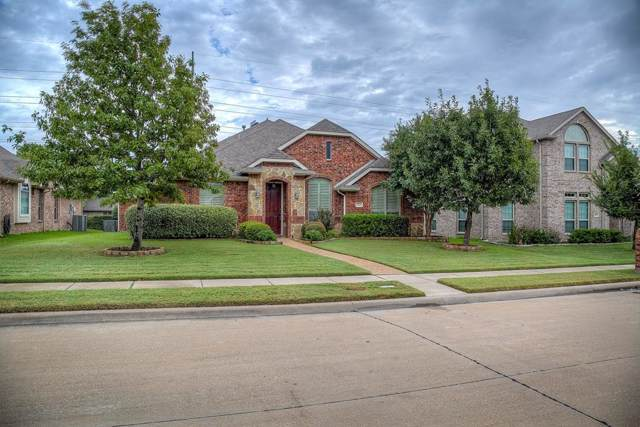 4810 Snowdrop Drive, Garland, TX 75043 (MLS #14208310) :: The Hornburg Real Estate Group