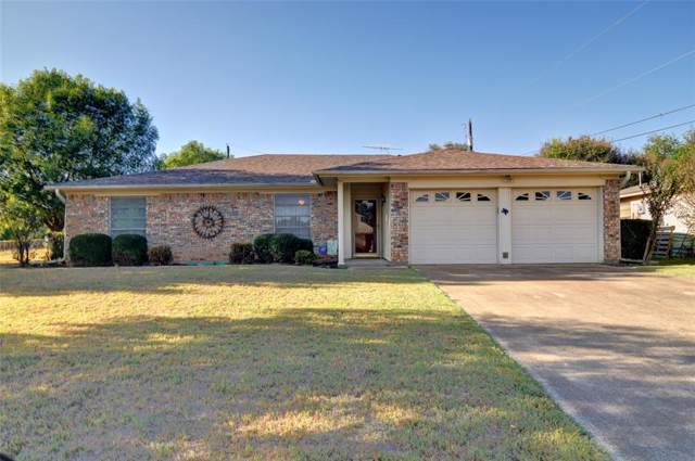 1710 Live Oak Drive, Cleburne, TX 76033 (MLS #14208318) :: The Rhodes Team