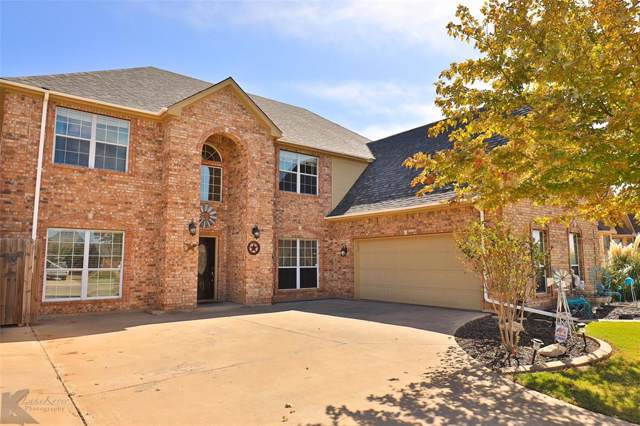 8325 Thompson Parkway, Abilene, TX 79606 (MLS #14208323) :: The Tierny Jordan Network