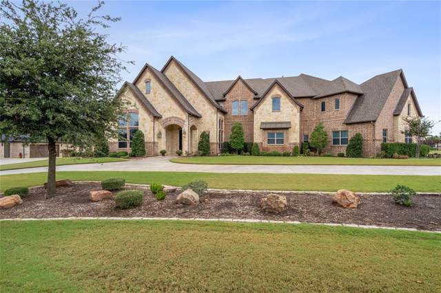 10 Victory Lane, Double Oak, TX 75077 (MLS #14208325) :: Baldree Home Team