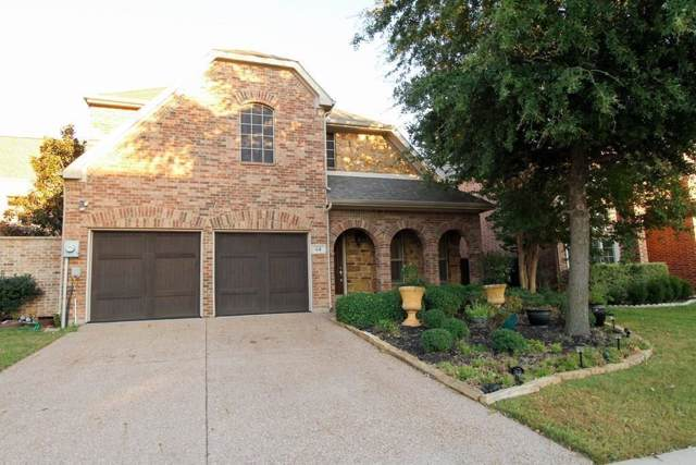 64 Emerald Pond Drive, Frisco, TX 75034 (MLS #14208329) :: Tenesha Lusk Realty Group