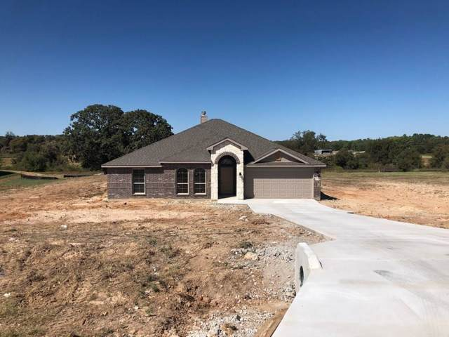 155 Springwood Ranch Loop, Springtown, TX 76082 (MLS #14208345) :: Lynn Wilson with Keller Williams DFW/Southlake