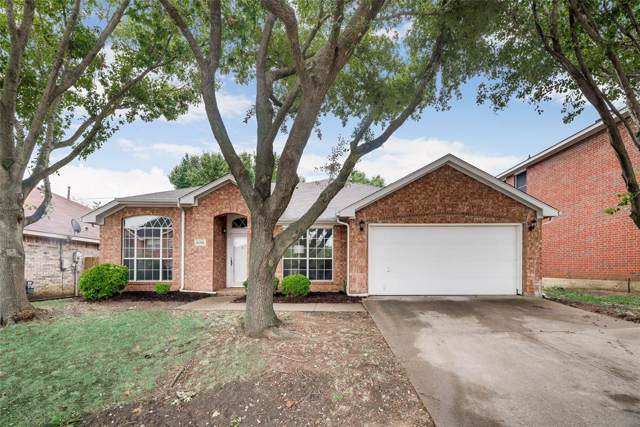 8206 Tombstone Drive, Arlington, TX 76001 (MLS #14208351) :: All Cities Realty