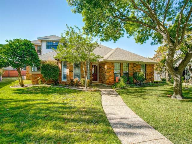 329 Clear Haven Drive, Coppell, TX 75019 (MLS #14208352) :: RE/MAX Town & Country