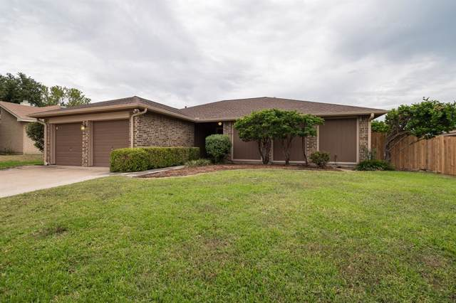 201 Suttonwood Drive, Fort Worth, TX 76108 (MLS #14208357) :: RE/MAX Town & Country