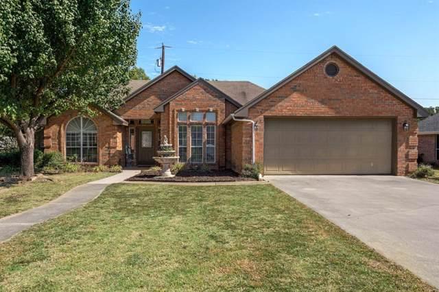 599 Willow Cove, Reno, TX 75462 (MLS #14208360) :: Lynn Wilson with Keller Williams DFW/Southlake