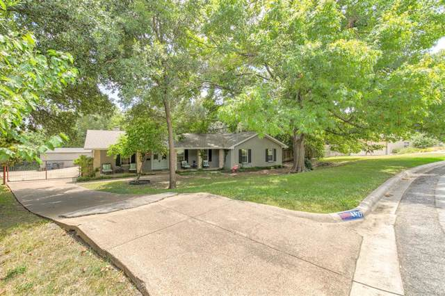 4427 Tamworth Road, Fort Worth, TX 76116 (MLS #14208386) :: Team Tiller