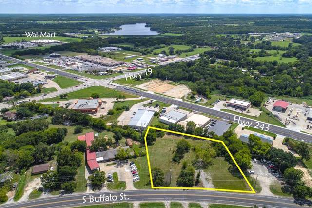 1150 S Buffalo, Canton, TX 75103 (MLS #14208394) :: The Real Estate Station