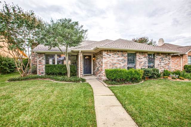 7102 Wills Drive, Garland, TX 75043 (MLS #14208410) :: The Hornburg Real Estate Group