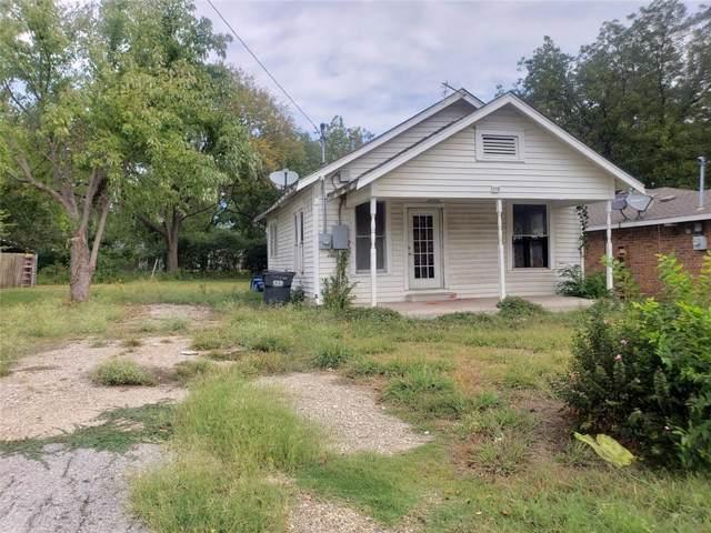 119 E Hammond Street, Lancaster, TX 75146 (MLS #14208415) :: Frankie Arthur Real Estate
