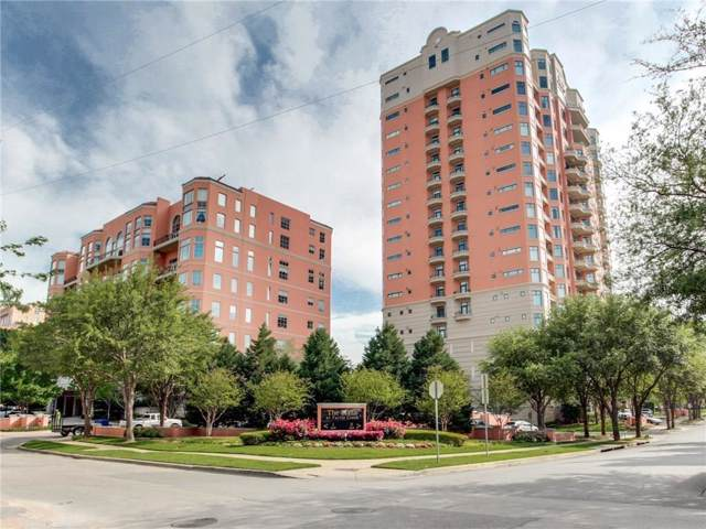 2828 Hood Street #802, Dallas, TX 75219 (MLS #14208442) :: Lynn Wilson with Keller Williams DFW/Southlake