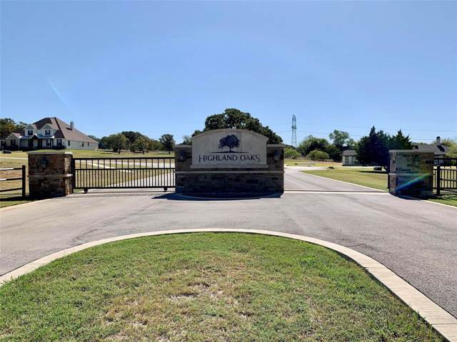 4009 Highland Oaks Lane, Cleburne, TX 76031 (MLS #14208449) :: North Texas Team   RE/MAX Lifestyle Property