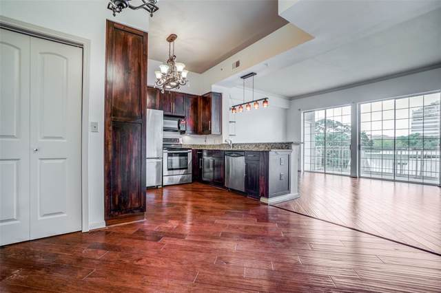 3225 Turtle Creek Boulevard #432, Dallas, TX 75219 (MLS #14208451) :: RE/MAX Town & Country
