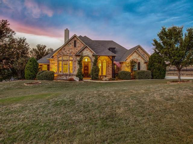 10317 Mustang Downs Drive, Fort Worth, TX 76126 (MLS #14208460) :: RE/MAX Town & Country