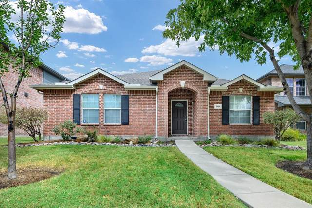 1009 Shelborn Drive, Allen, TX 75002 (MLS #14208470) :: Tenesha Lusk Realty Group