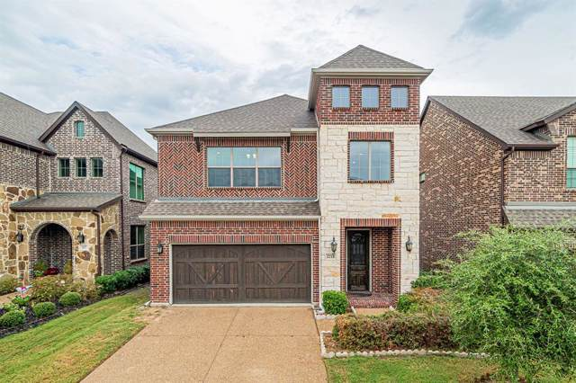 2213 Leonardo Court, Plano, TX 75025 (MLS #14208477) :: Tenesha Lusk Realty Group