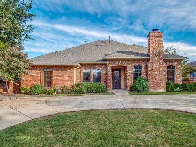9911 Candlebrook Drive, Dallas, TX 75243 (MLS #14208480) :: The Chad Smith Team