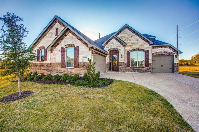 14445 Mediterranean Drive, Frisco, TX 75035 (MLS #14208487) :: Van Poole Properties Group