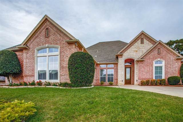 917 Crestview, Bedford, TX 76021 (MLS #14208493) :: Lynn Wilson with Keller Williams DFW/Southlake