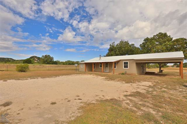 102 County Road 238, Ovalo, TX 79541 (MLS #14208499) :: The Real Estate Station