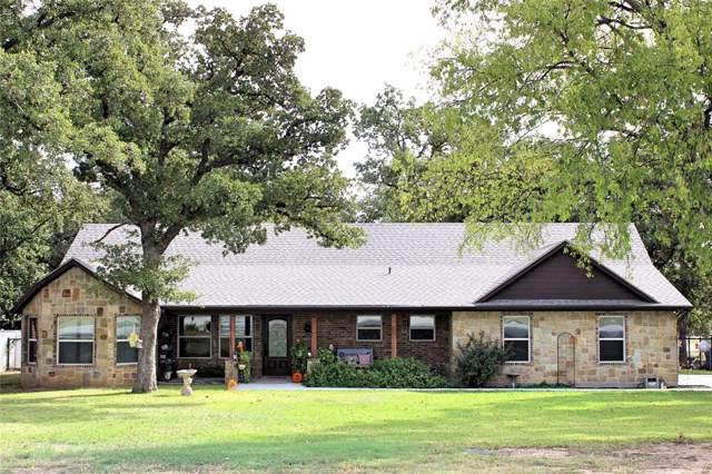 107 Tabor Lane, Chico, TX 76431 (MLS #14208534) :: Ann Carr Real Estate