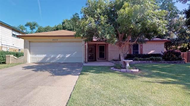 2605 Quail Ridge, Irving, TX 75060 (MLS #14208557) :: Lynn Wilson with Keller Williams DFW/Southlake