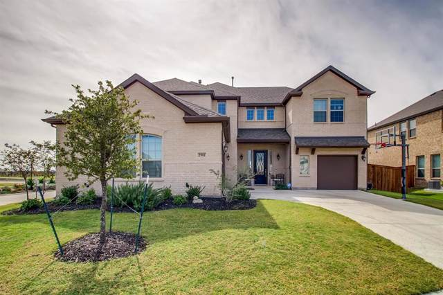 2901 Renmuir Drive, Prosper, TX 75078 (MLS #14208560) :: The Chad Smith Team