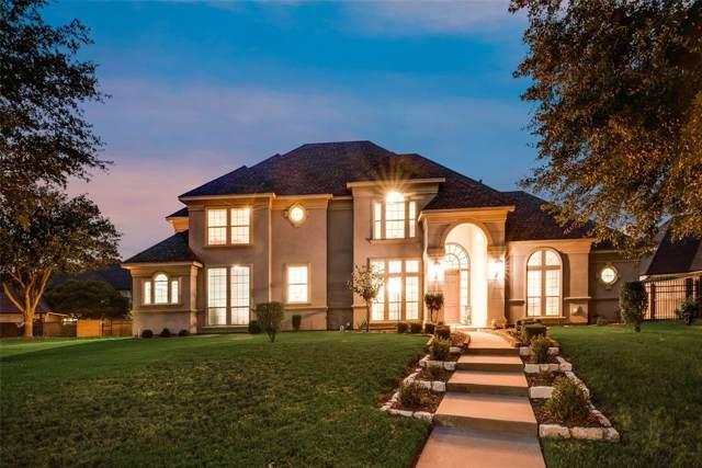 914 Edgemeer Lane, Southlake, TX 76092 (MLS #14208563) :: Lynn Wilson with Keller Williams DFW/Southlake
