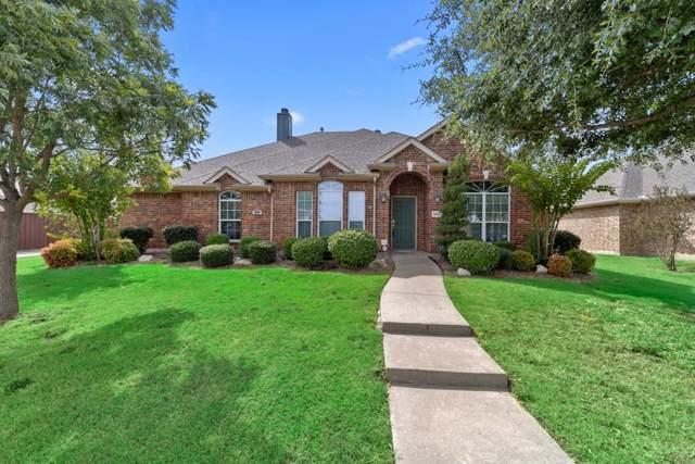 3899 Cherry Ridge Drive, Frisco, TX 75033 (MLS #14208570) :: The Hornburg Real Estate Group